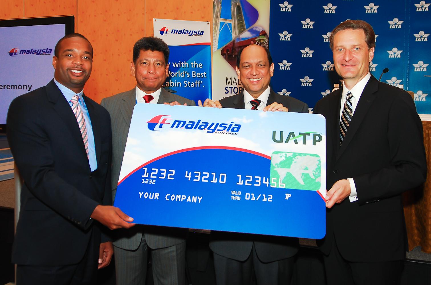 Malaysia Airlines_UATP Card_Program Ceremony_2011