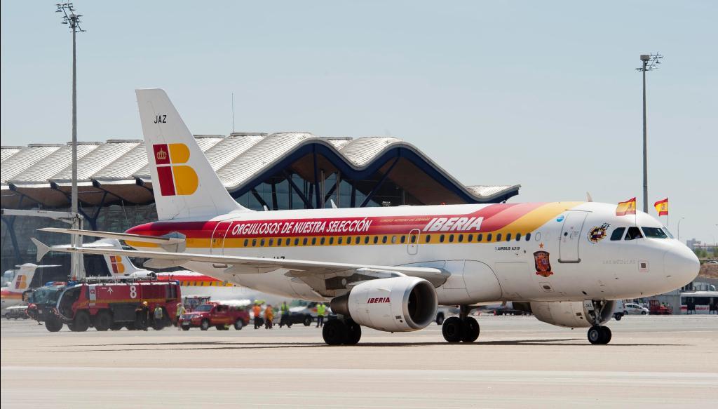 Iberia_La_roja