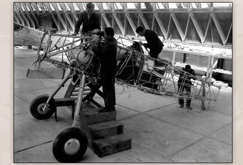 Kayseri Ucak Fabrikasi_Curtiss Hawk