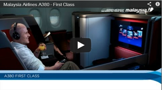 Malaysia Airlines_first class