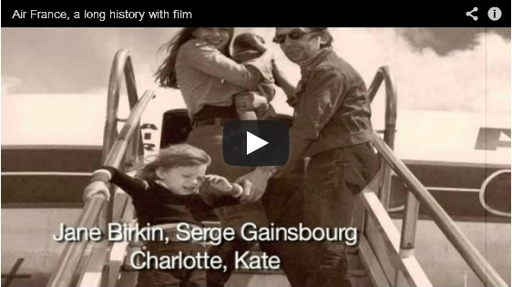 Air France_film history