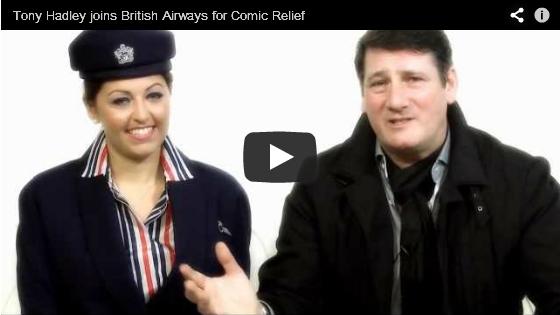 British Airways_comic relief