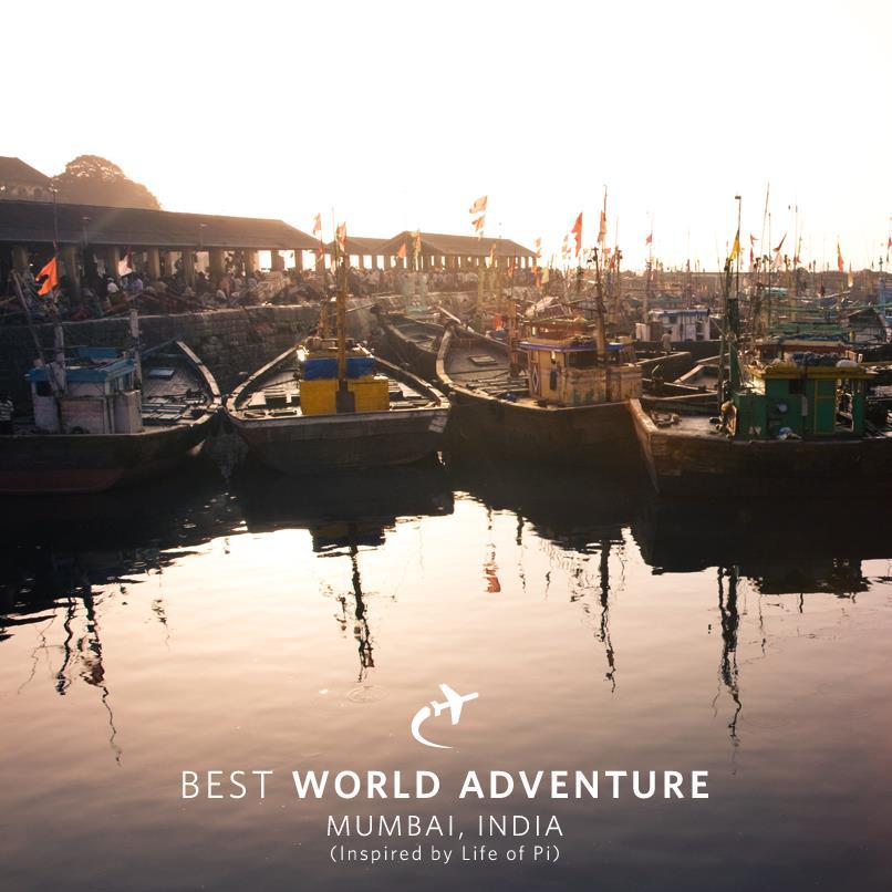 Delta Air Lines_ad_best world adventure_mumbai