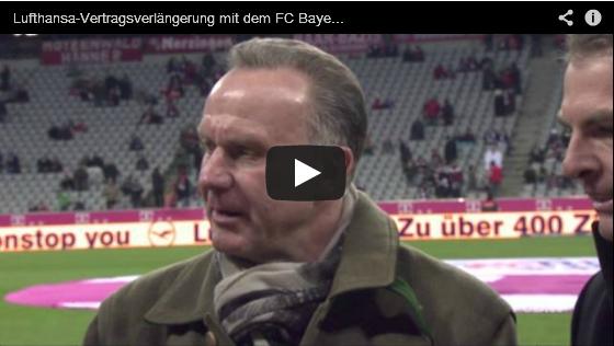Lufthansa_Bayern Munchen