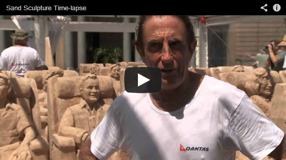 Qantas_sand_sculpture