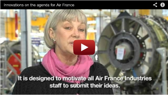 Air France_innovation