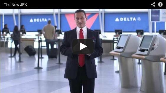 Delta Air Lines JFK Terminal