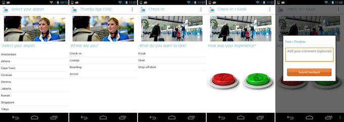 KLM_feedback-app