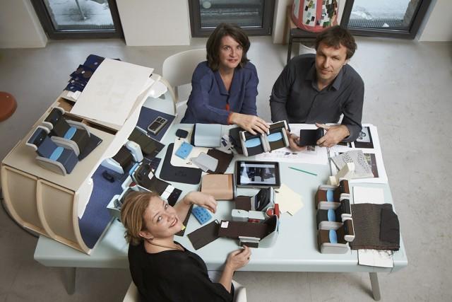 KLM_new_business_class_seat_Hella Jongerius_2013