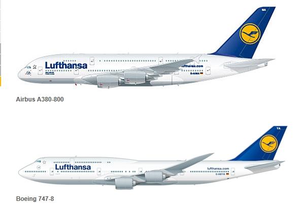 Lufthansa_A380_B747-8