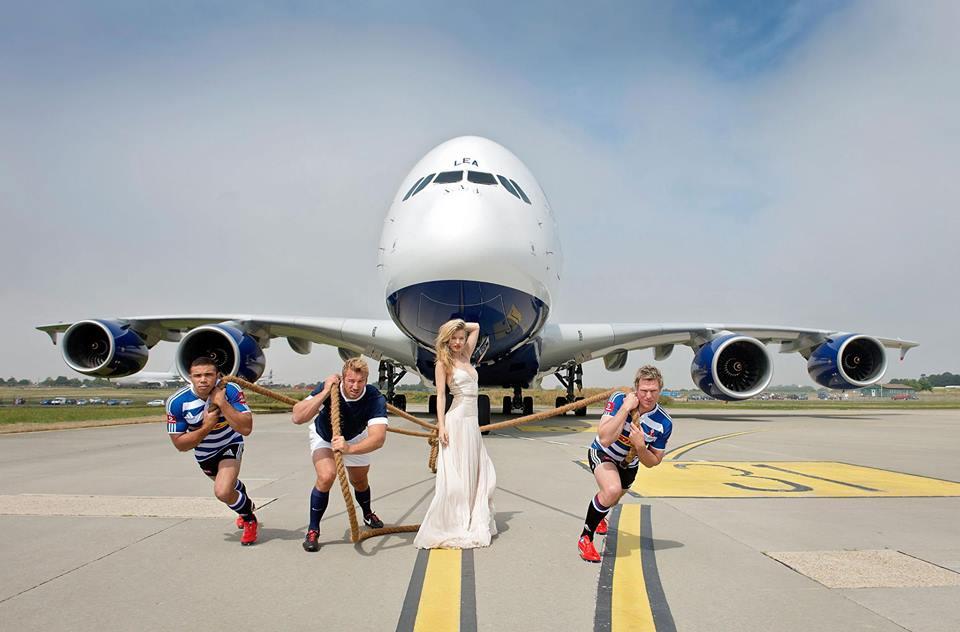 British Airways_Airbus A380