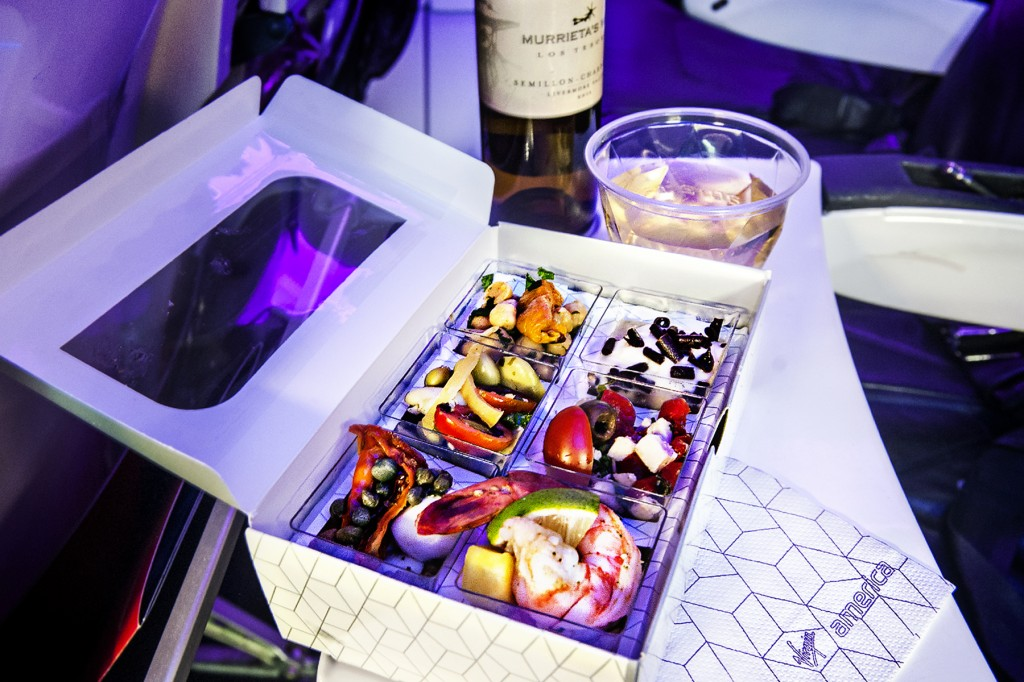 Virgin America_VX-Flight Bites