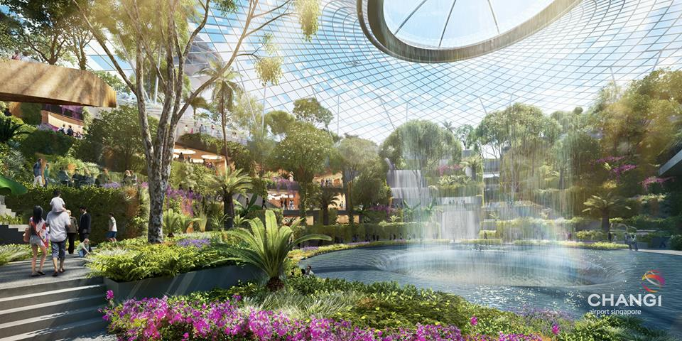 Changi Airport_project Jewel_003