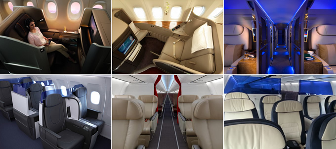 Best cabin interior launches of 2013