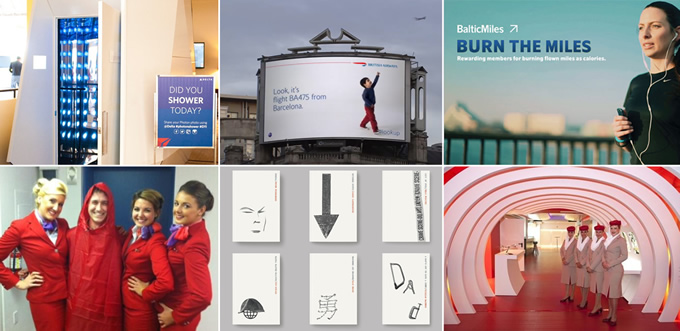 Innovative airline marketing campaigns 2013