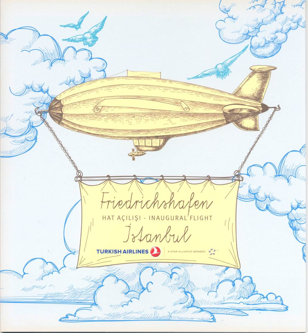 THY_Friedrichshafen_inaugural flight_menu card_2 May 2013