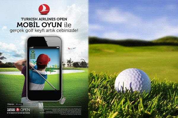 THY_Turkish Airlines Golf_mobil oyun
