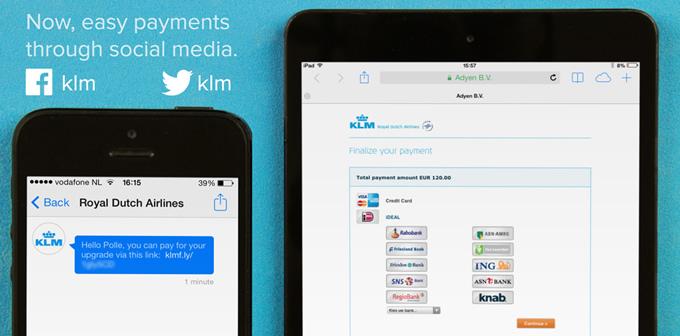 KLM_Social-Payment