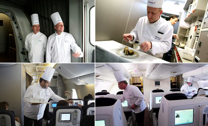 Air France_Servair_chef
