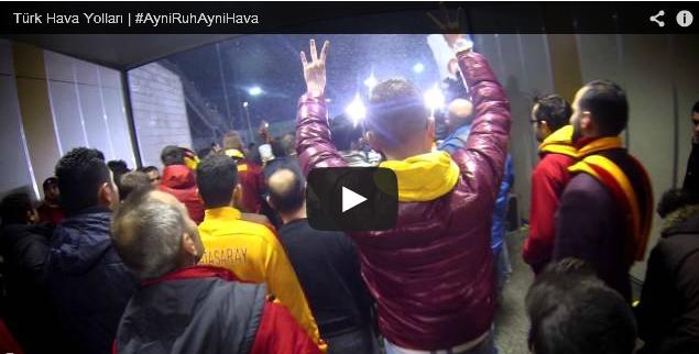 Türk Hava Yolları Galatasaray - Chelsea