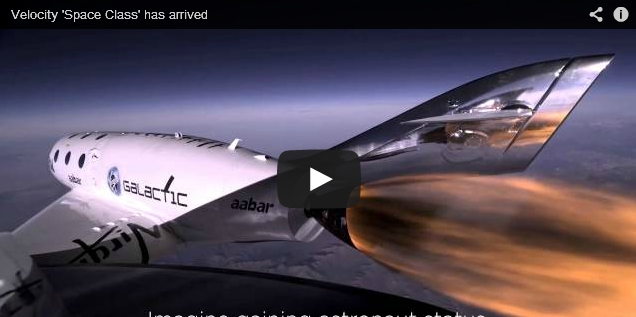 Virgin Australia - Velocity 'Space Class' has arrived