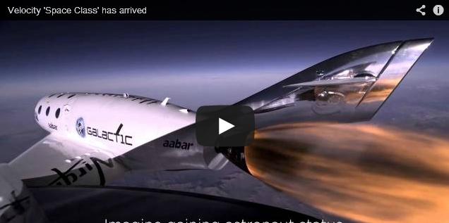 Virgin Australia - Velocity 'Space Class' has arrived