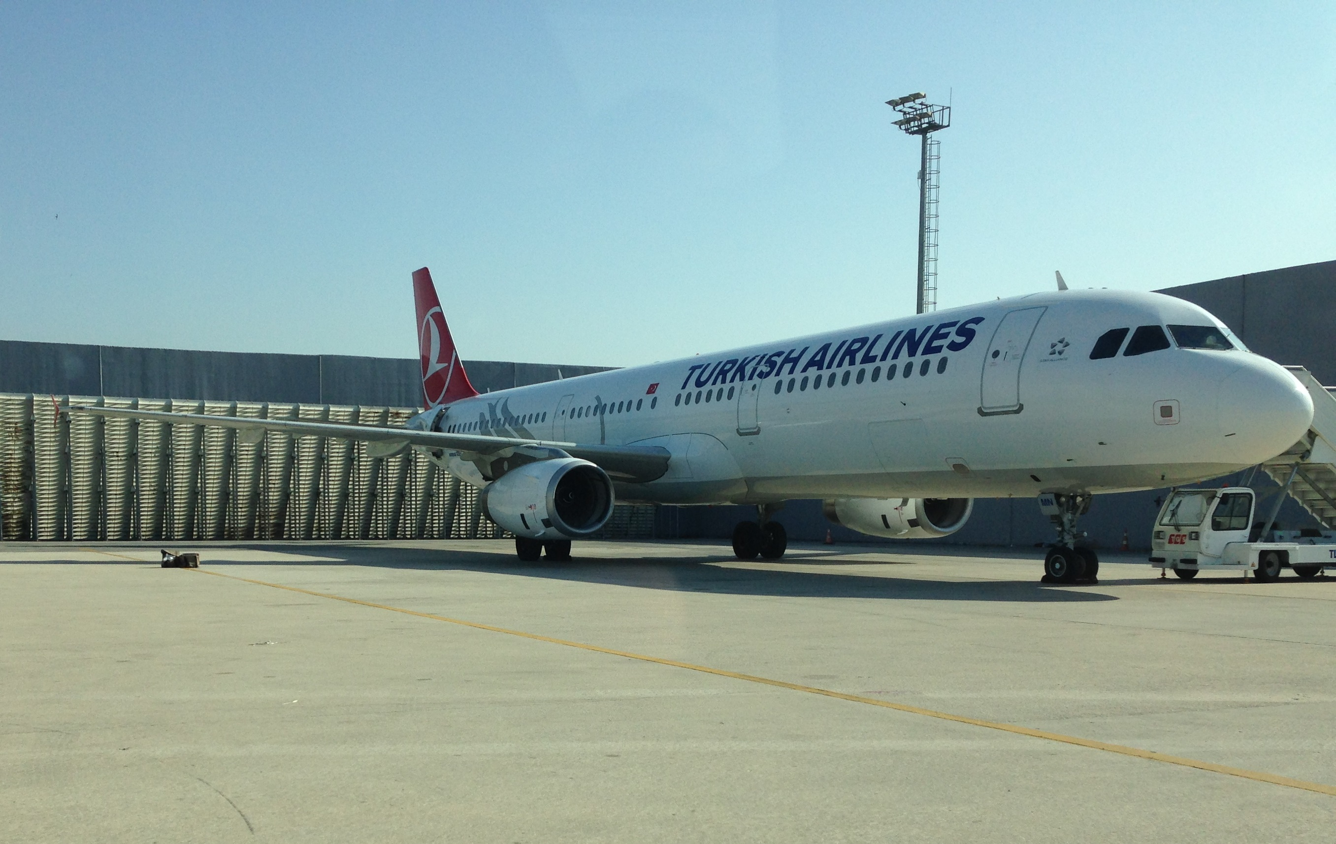 Turkish Airlines - Airbus A321-200 (TC-JMN)