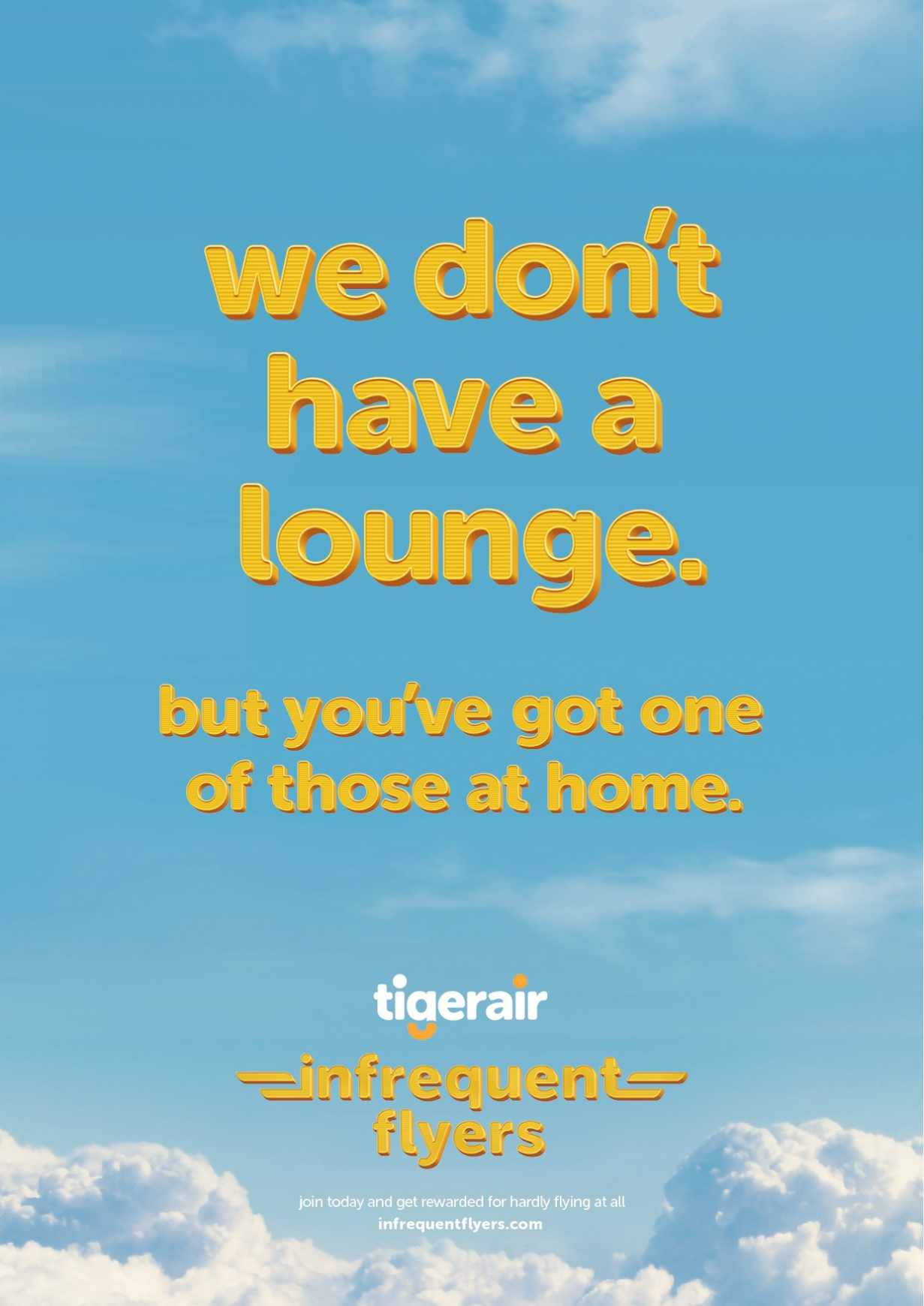 Tiger Air_we dont have a lounge
