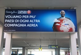 Turkish Airlines Ad @ Venice Marco Polo Airport_001