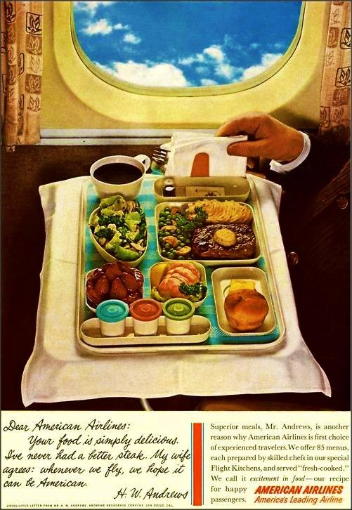 American Airlines_inflight food_ad_1962