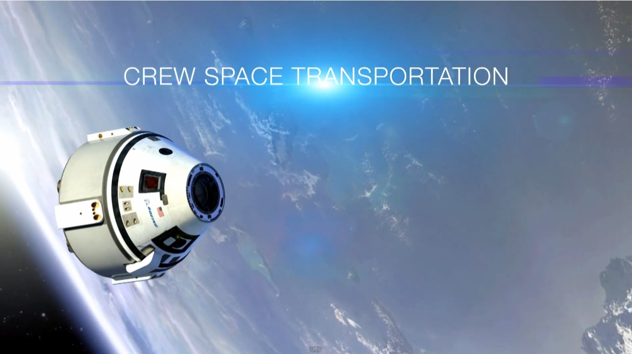 Crew Space Transportation