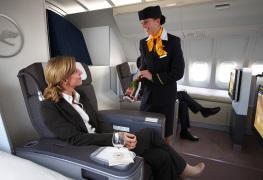 Lufthansa-wine_First Class