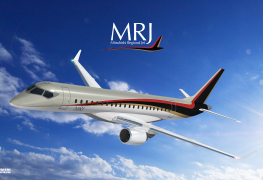Mitsubishi Regional Jet MRJ