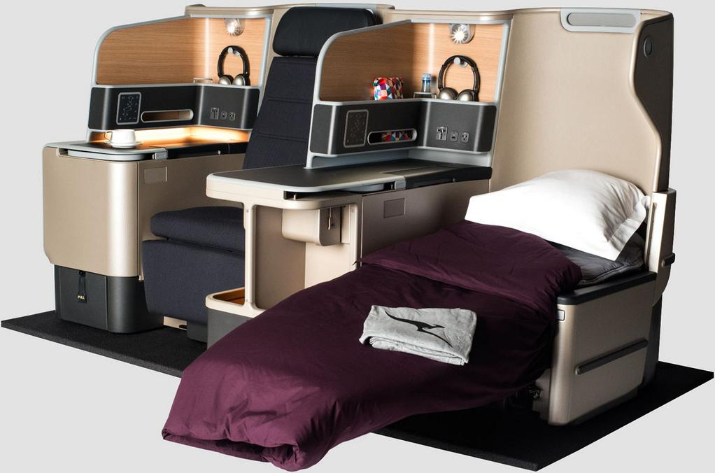 Qantas_New Business Class_seat_October 2014