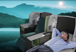 Aer Lingus_new business class_product