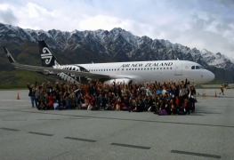 Air New Zealand - The Hobbit Fans' Middle-earth Journey