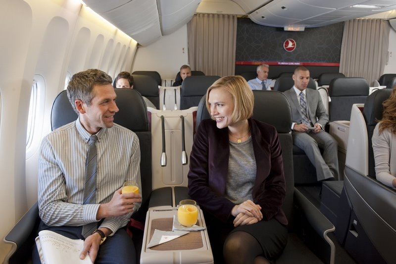 Business Passenger