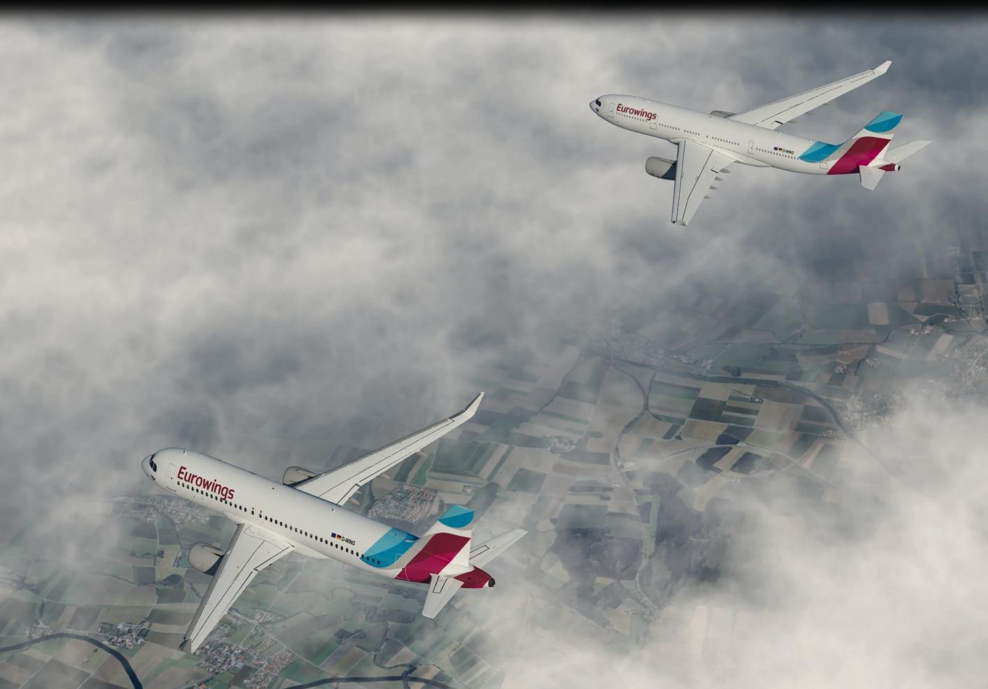 Neue Eurowings