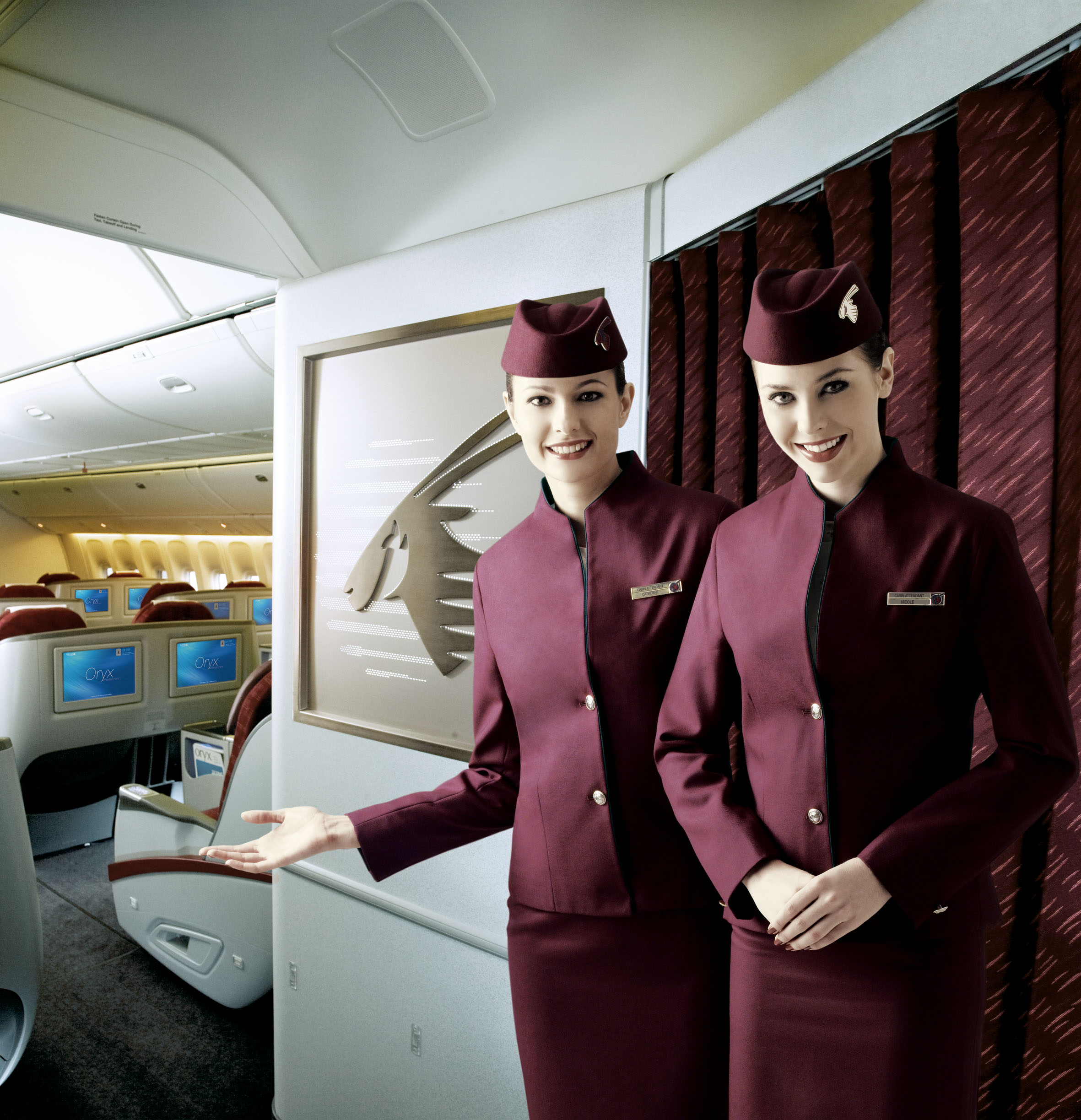 Qatar Airways_Cabin Crew