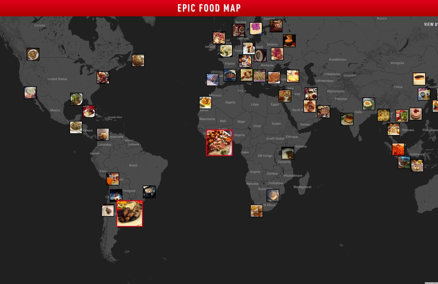 THY_Turkish Airlines_epic food map