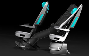 Paperclip Design Meerkat Seat Concept