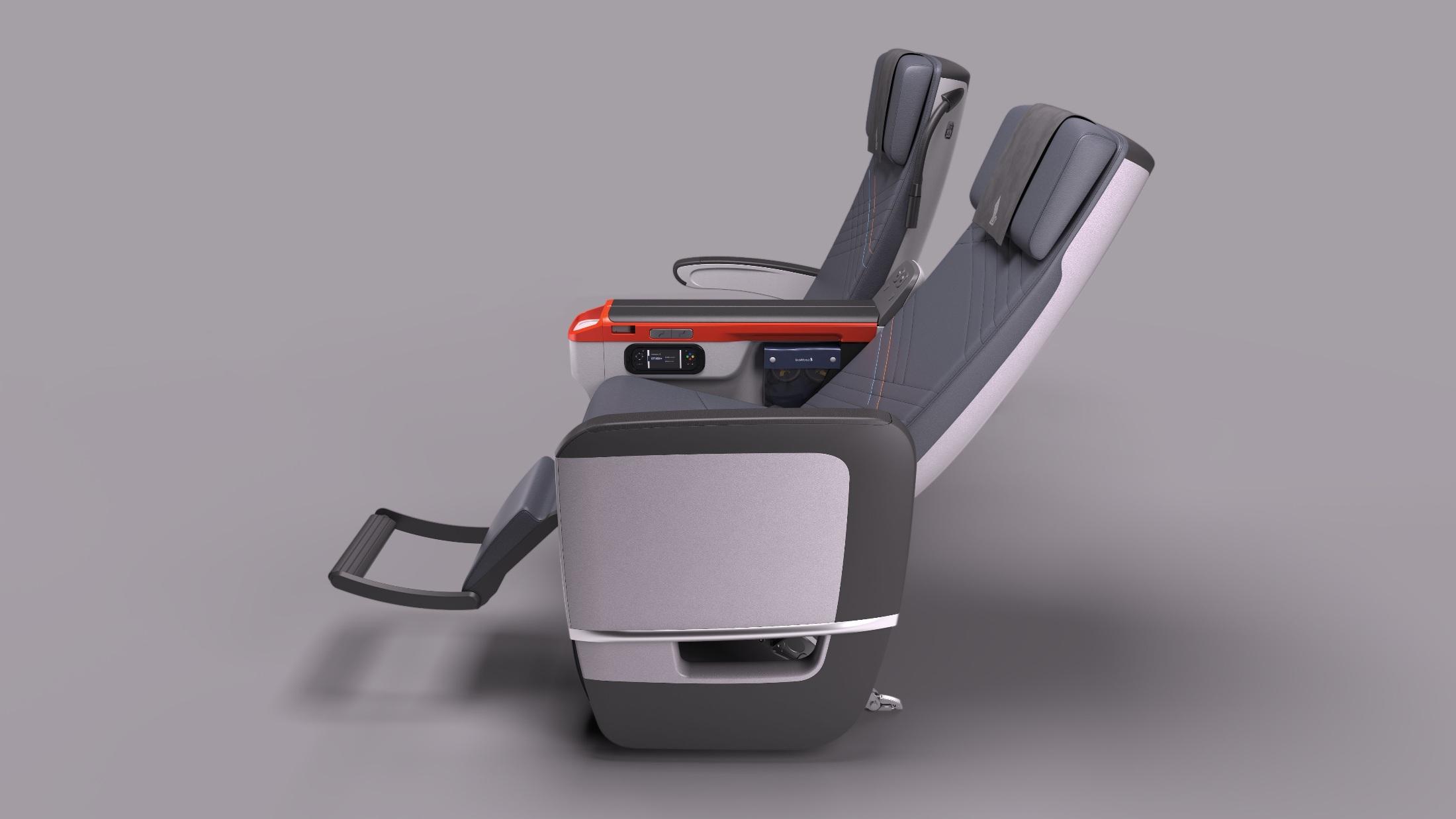 Singapore Airlines_Premium Economy Class_seat_001