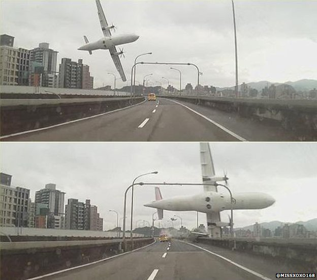 Transasia_Flight GE235_crash_Taipei_ATR 72_Feb 2015
