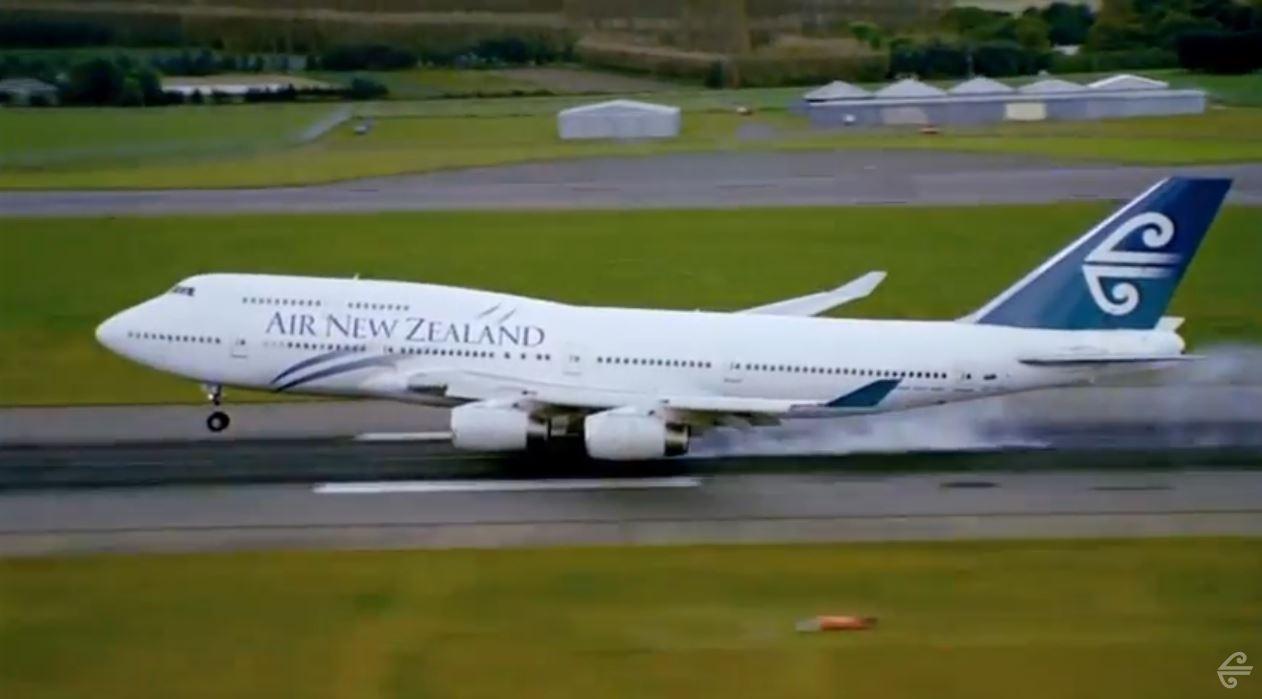 Air New Zealand Celebrates 75 Extraordinary Years