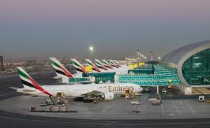 Dubai Airport_Emirates_Boeing 777
