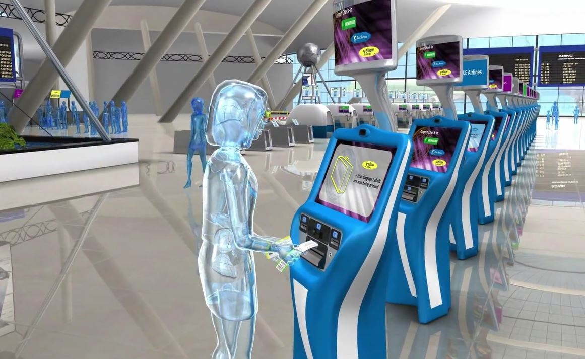 Rockwell Collins' ARINC airport solutions End-to-End Self-Service