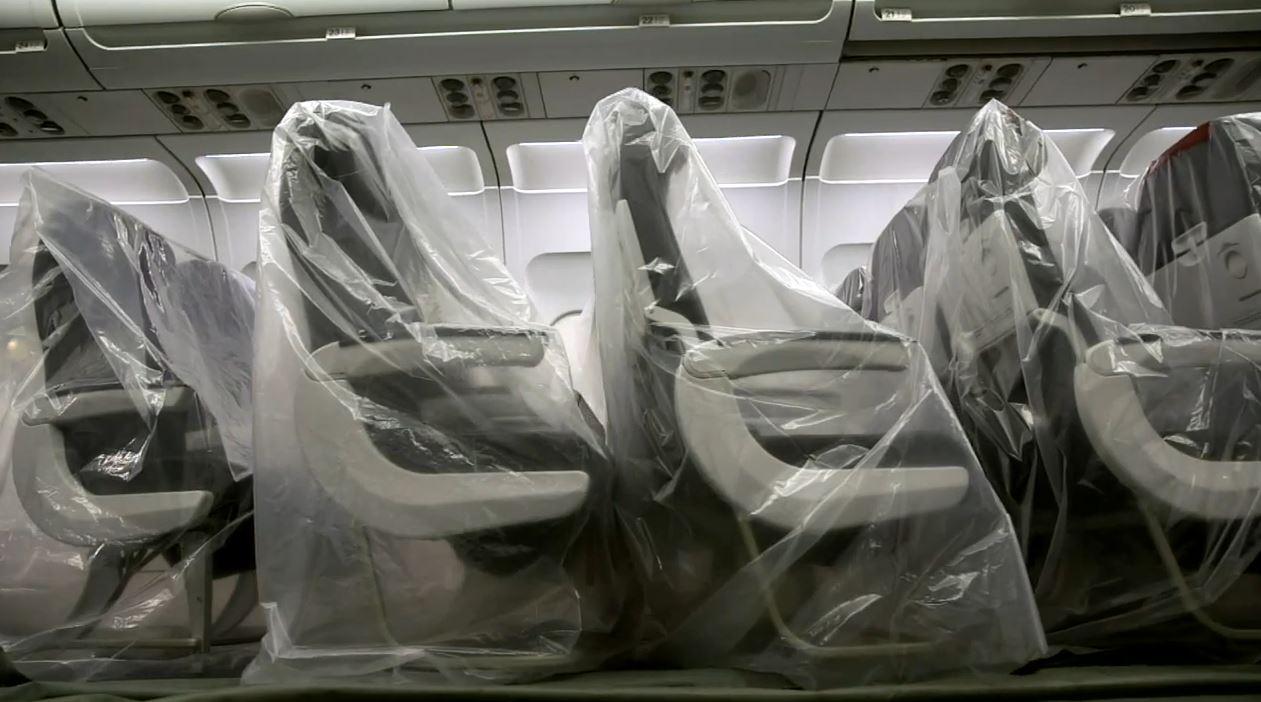 Air France Nouvelles cabines moyen-courrier New medium-haul cabins