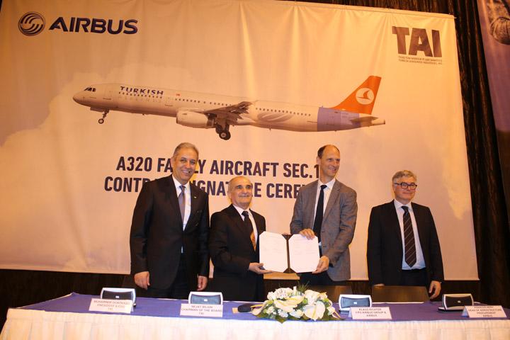 Airbus_TAI_uçak_üretim_a320