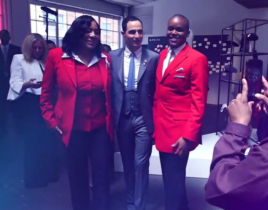 Delta Air Lines and Zac Posen Announce Uniform Partnership