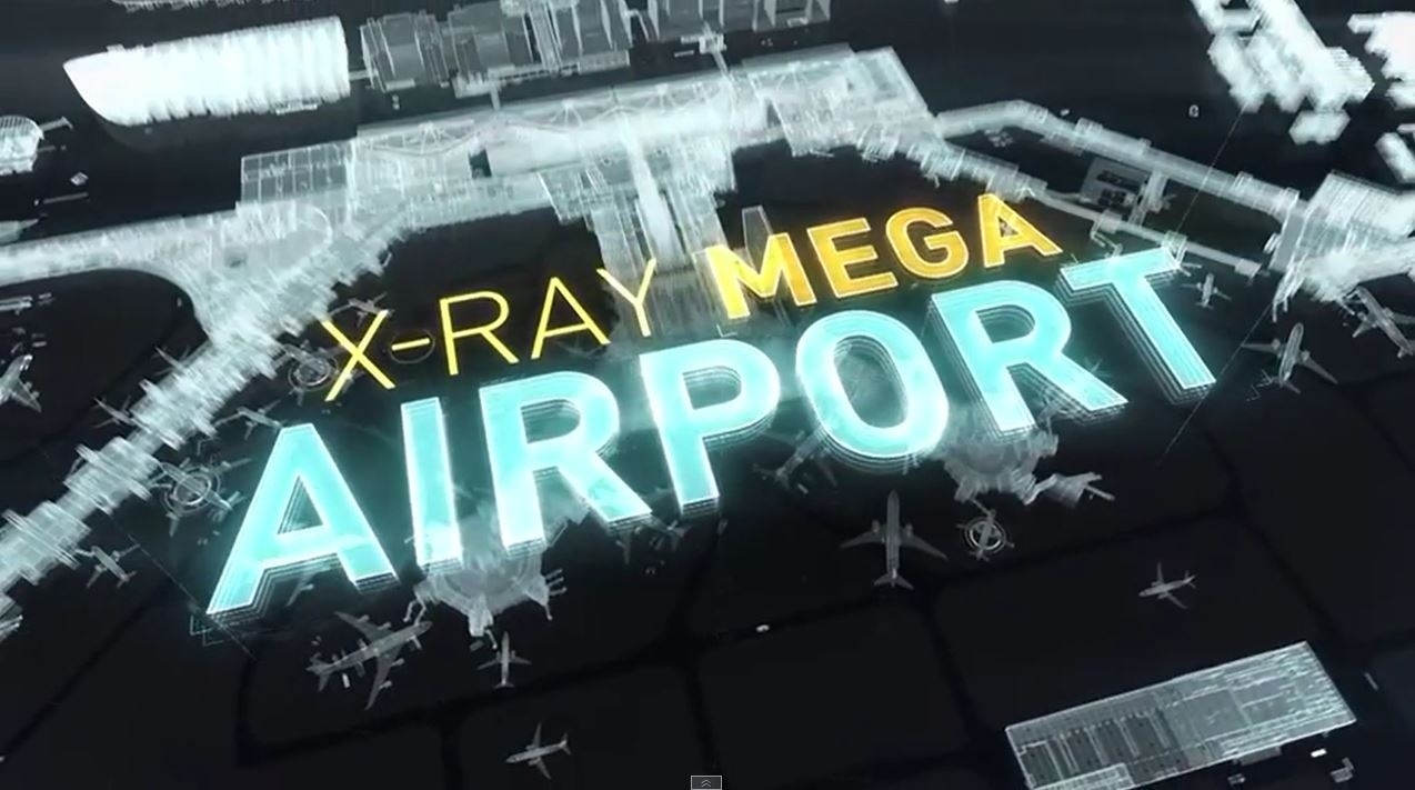 X-Ray Mega Airport_Discovery Channel_Frankfurt